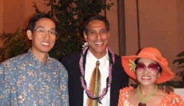 Rev. Dr. Joshua Hong, Lt. Governor of Hawaii State